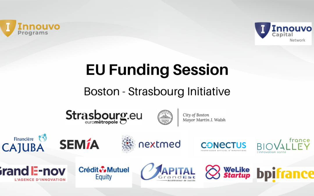 EU FUNDING AND VENTURE CAPITAL for HEALTHCARE INNOVATORS
