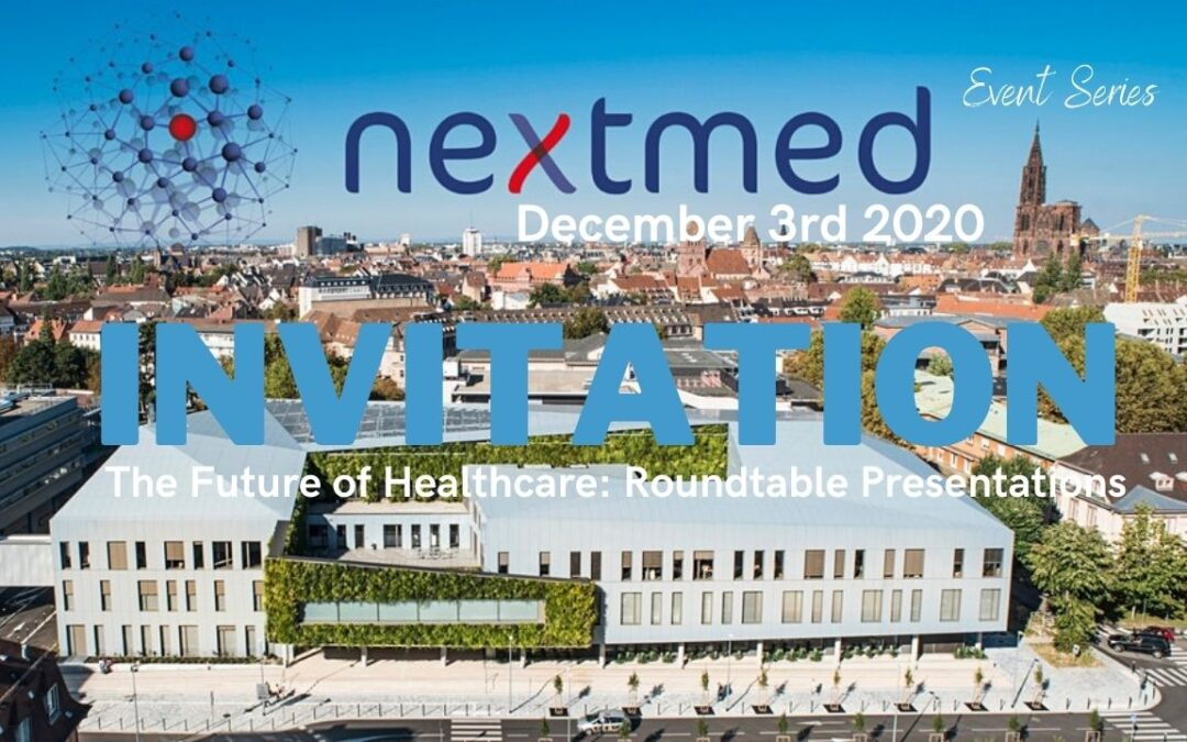 NEXTMED: EU PRECISION ECOSYSTEMS TO DRIVE THE FUTURE OF HEALTHCARE