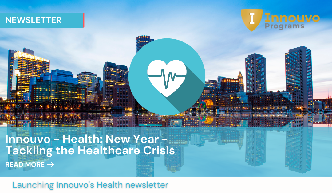 Innouvo Health News: New Year – Healthcare needs You!
