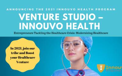 Venture Studio – Innouvo Health Programs 2021